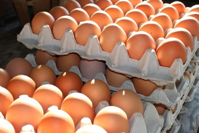 UPDATE: Harga Telur Sidrap Hari Ini