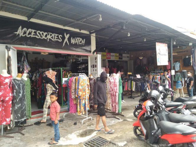 Sasar Milenial, Gudang 72 Jual Baju Kaos Distro Termurah di Parepare