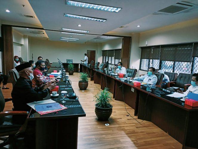 Kunjungi Kemendes, MB Paparkan Kesiapan Program Transmigrasi di Enrekang