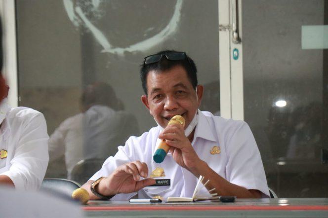 Aska Mappe 'Roadshow' ke SKPD, Genjot 'Semangat Yassiberrui'