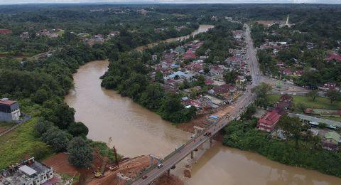 2021, Jembatan Kembar di Parepare Siap Dibangun