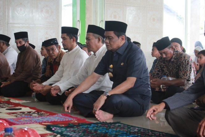 Jelang Ramadhan, Bupati Barru Resmikan Masjid Ratu Babussalam Garongkong