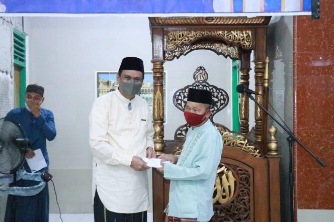 Safari Ramadhan Barru, Pemkab Turun Makmurkan Masjid