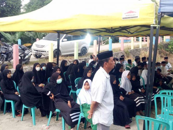 H Pilli Buka Puasa Bersama Anak Panti Asuhan Sejati Muhammadiyah Rappang