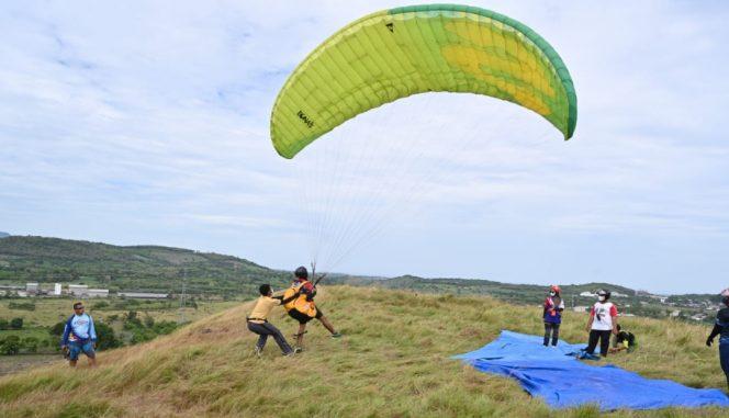 Paralayang Hadir di Sidrap, Integrasi Olahraga dan Wisata