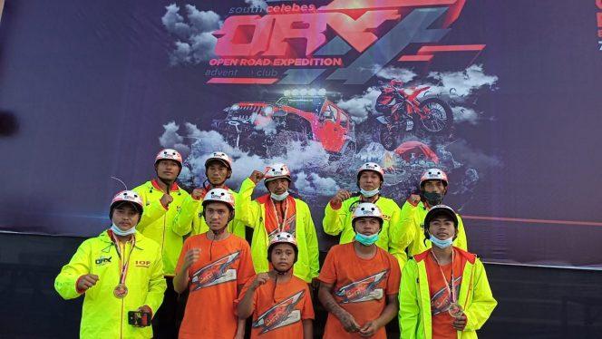 Selamat!, IOF Sidrap Sabet The Best Driver di Ajang ORX VII