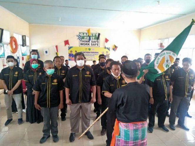 Pelantikan Pengurus IPSI Barru, Sabtu (12/6/2021)