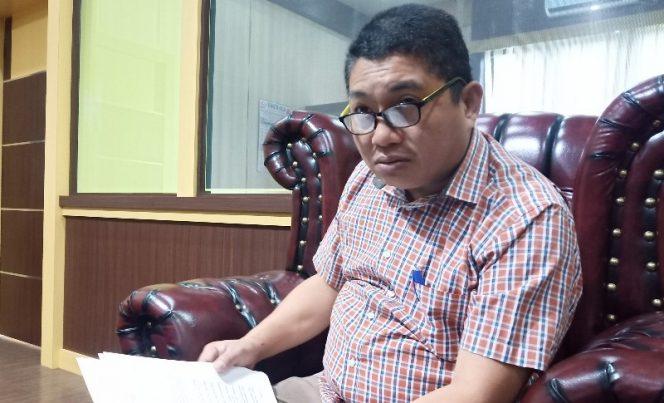 Ketua Komisi I DPRD Parepare, Kaharuddin Kadir