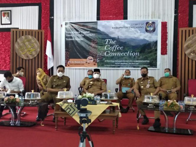 Enrekang Tembus 8 Besar South Sulawesi Investment Challenge 2021