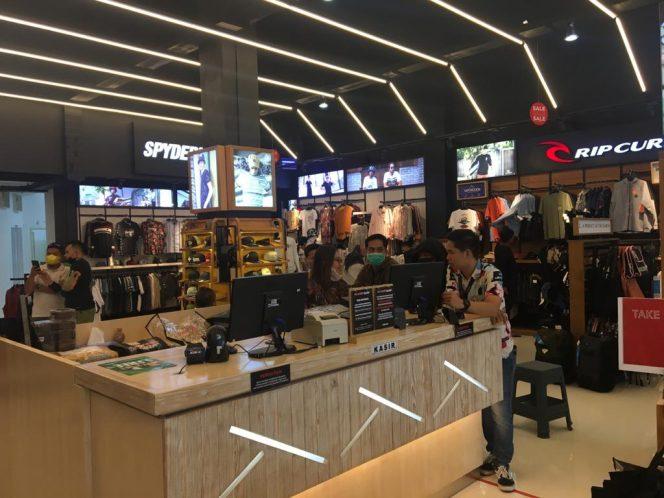 Planet Surf Buka Store ke 66 di Sidrap, Tawarkan In House Brand